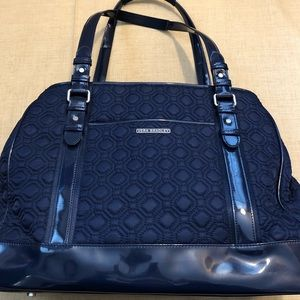 Vera Bradley Large Tote / Overnight Solid Color
